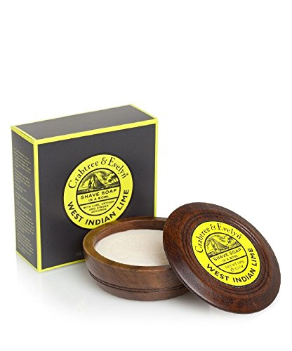 Crabtree & Evelyn West Indian Lime Wood Shaving Bowl Refill 100g