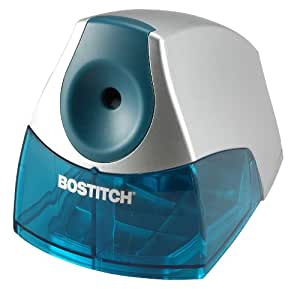 Bostitch Personal Electric Pencil Sharpener, Blue (EPS4-BLUE)