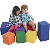 ECR4Kids Softzone Foam Big Building Blocks,...