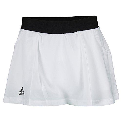 adidas Women's Club Skorts White/Black LG X L Adidas Club Line