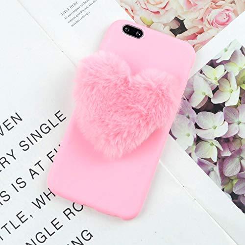 (Phone Case for Samsung Galaxy J4 Cases for Galaxy J2 Pro J3 J5 2017 J7 Prime J6 J8,BigPinkLove Pink,J2 Prime)