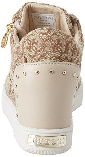 Multicolore Guess Femme Beige Beibr Active Baskets Brown Lady Light Footwear r6xqXUr
