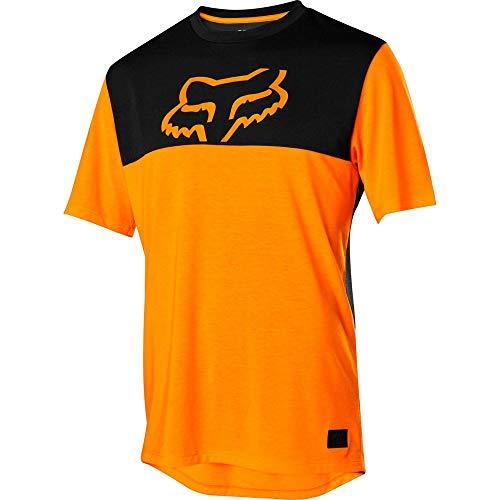 Fox Racing Ranger Dri-Release Short-Sleeve Jersey - Men's Atomic Orange, XL