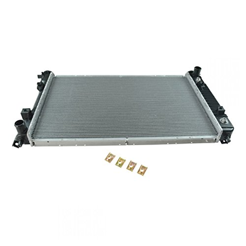 Radiator Assembly Aluminum Core Direct Fit for Torrent Terrain Equinox SUV Direct Fit Aluminum Radiator
