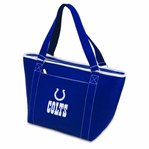 NFL Indianapolis Colts Topanga Insulated Cooler Tote, Navy