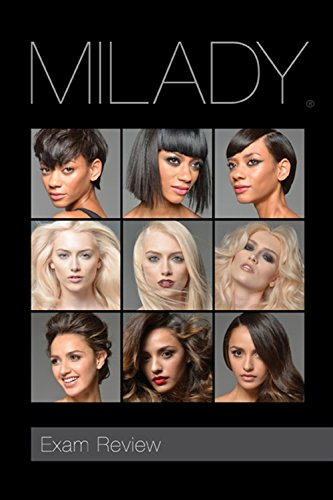 Exam Review Milady Standard Cosmetology 2016 (Milday Standard Cosmetology Exam Review) [AA.VV. AA.VV.] (Tapa Blanda)