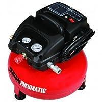 3 Gallon 1/3 Horsepower Oilless Pancake Central Pneumatic Air Compressor