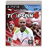 NEW Top Spin 4 PS3 (Videogame Software)