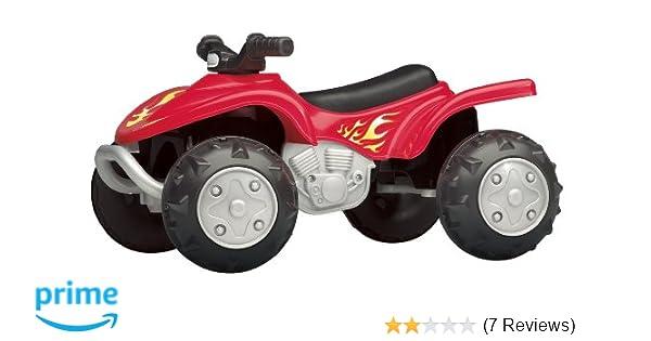 American Plastic Toys Kids Quad Rider