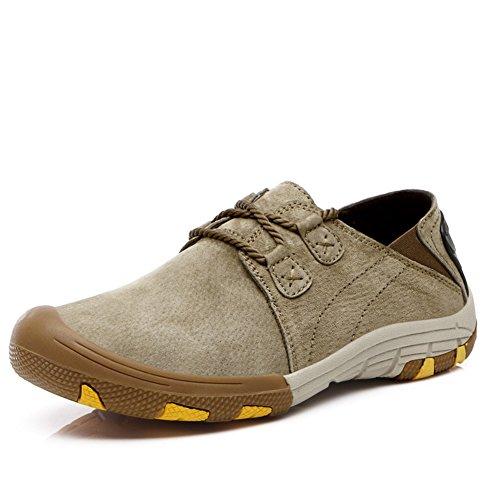 randonnée de en d'été paresseux chaussures fond le Chaussures mou Porter plein hommes C air chaussures Ow7xqg