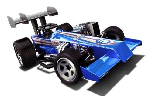 Hot Wheels - HW Super Modified (Blue) - HW Performance 12 - 7/10 ~ 147/247 [Scale 1:64] (Hot Firebird Wings)