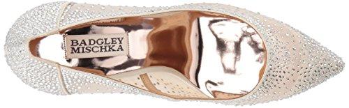 Badgley Mischka Women's Weslee Pump, Ivory, 10 M US by Badgley Mischka (Image #8)