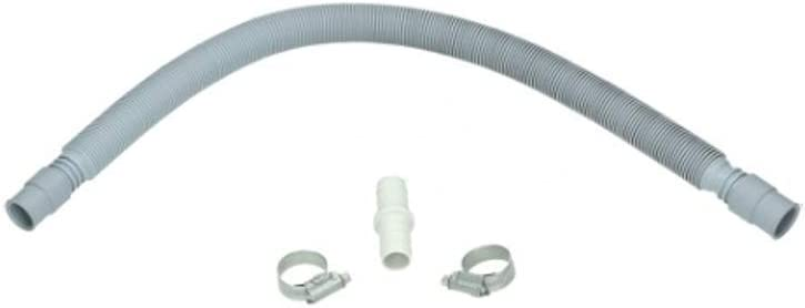 FIND A SPARE Compatible Washing Machine Drain Waste Hose Extension Kit 19//22MM