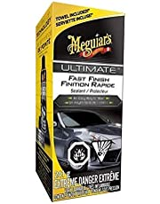Meguiar's Ultimate Fast Finish Sealant, Easy Way to Car Wax, 241g - G18309C