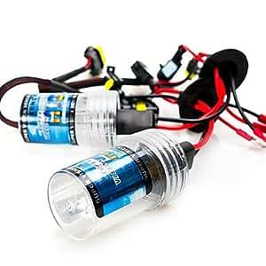 880 12V 55W Xenon Hid Reemplazo bombillas 10000k