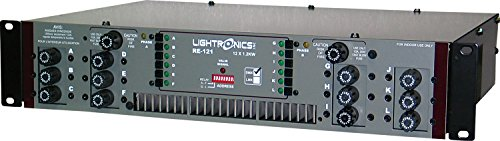 Rackmount Dimmer - Lightronics RE121D Rack Mount Dimmer
