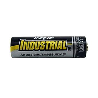 Eveready EN91 AA Energizer Alkaline Industrial Batteries