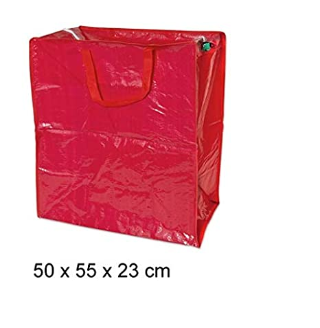 CM Bolsa Rafia Reutilizable 50 x 55 x 23. Colores Surtidos ...