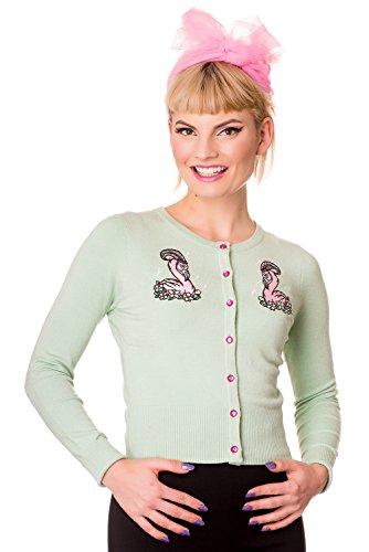 Hell-Bunny-50s-Nancy-Flamingo-Vintage-Style-Cardigan-Top