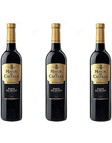 Duero Vino Reserva 750 ml D Botellas 3 del Ribera Castilla Mayor O x tinto de wBT0f0