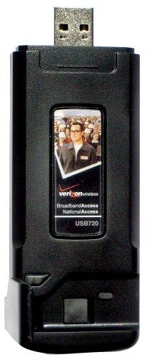 Novatel USB720 Mobile Broadband USB Modem - Verizon