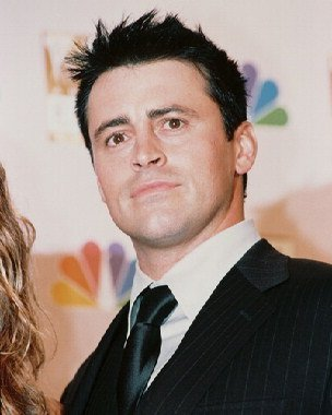 Click for larger image of MATT LEBLANC 8X10 COLOR PHOTO