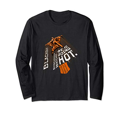 Call of Duty: Black Ops 4 Blackout Hot Dark Long Sleeve