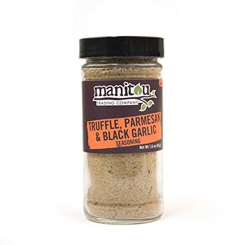 Truffle, Parmesan & Black Garlic Seasoning, 1.6 Oz Glass ()