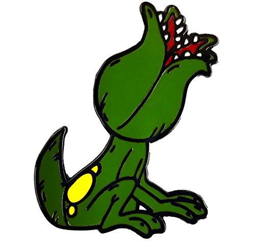 Stranger Things Demodog Dart Dog 1.25 Inch Pin (Best Dart Pin Brand)