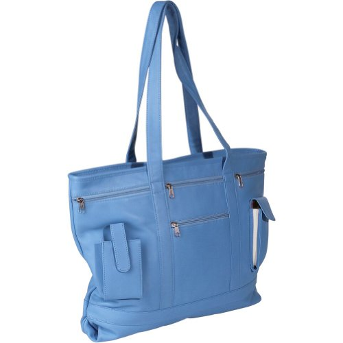 Royce Leather Executive Business Tote