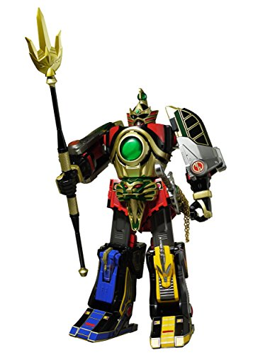 Power Rangers Legacy Thunder Megazord Action Figure (Rangers For Power K Games)