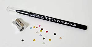 Crystal Ninja 14787456 Tanto Pick-Up Tool, Satin, Canvas & Grosgrain