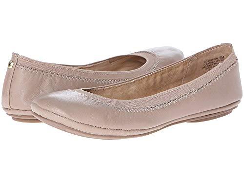 Bandolino Women's Edition Leather Ballet Flat,Natural,8 M US