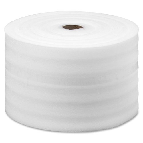 Cell-Aire Polyethylene Foam Packaging, 1/8'' Thick, 12'' x 175ft Roll, Sold as 1 Roll Cell Aire Foam Packaging Material