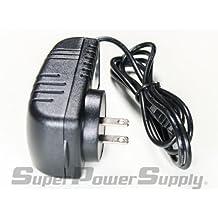 Super Power Supply® AC / DC Adapter Cord Replacement For Casio AD-12MLA U CDP-100, CDP-200, CTK-711EX, CTK-731, CTK-811EX, CTK-5000, PX-100, PX-110, PX-120, PX-200, PX-300, PX-310, PX-320 Wall Plug Charger