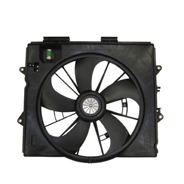 TYC 622930 Cadillac Replacement Cooling Fan Assembly by TYC