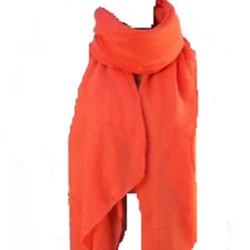 Ckc Hijab Ckc Écharpe Écharpe Orange Sarong a4FfqWpwW