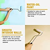 PILOT FISH 11Pcs Wall Paint Roller Brush with