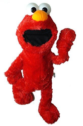 Elmo Plush Hand Puppet 20 (Elmo Full Body)