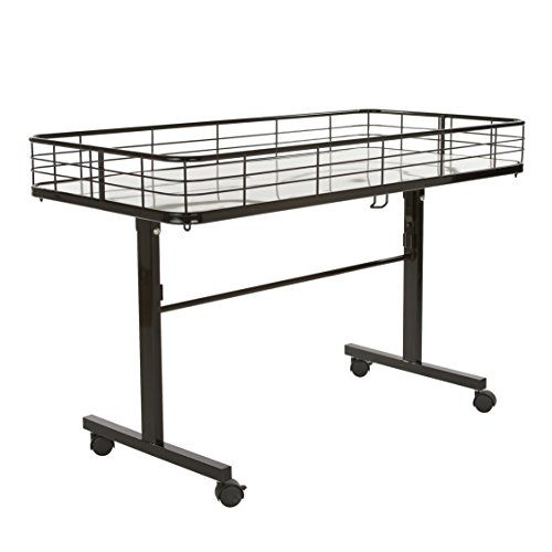 Econoco Commercial Folding Dump Table, - Table Dump