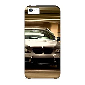 High Impact Dirt/shock Proof Case Cover For Iphone 5c (bmw)