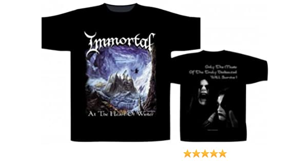 /At The Heart of Winter Immortal T Shirt/