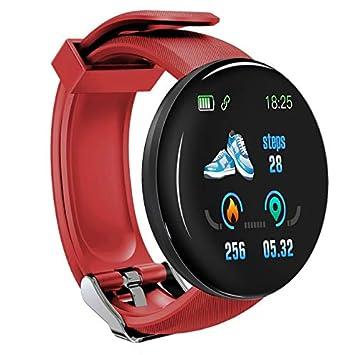 XINHUANG 2019 Bluetooth Smart Watch Hombres Presión Arterial Reloj ...