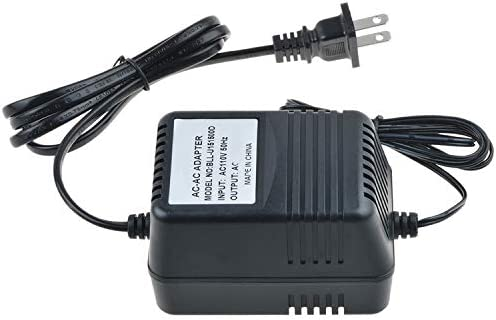 AT LCC New AC Adapter for VocoPro VHF-4800 Professional 4 Channel Wireless Microphone System Power Supply Cord Cable PS Wall Home Charger Mains PSU