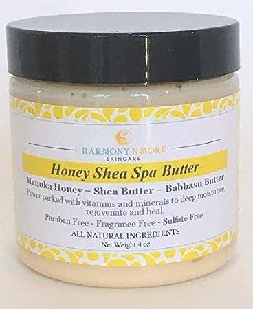 shea butter for skin