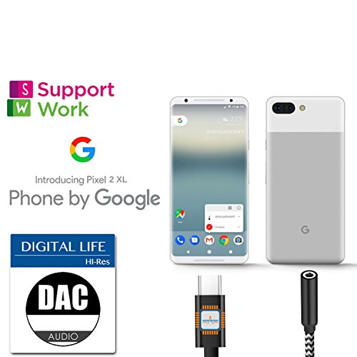 on sale Pixel 2 to 3 5mm Headphone Audio Jack Adapter