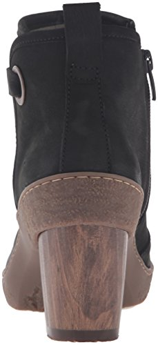 Noir Bottes El 42 Femme Naturalista Nf71 Pleasant Black Lichen EU Classiques Sw4x0qa4P
