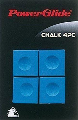 Powerglide Unisex Kreide 4Stück Herren blau Chalks Blue