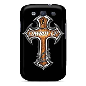Galaxy Case - Tpu Case Protective For Galaxy S3- Cowboyup6 by supermalls