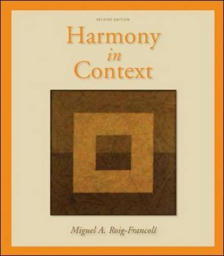 Harmony in Context ebook